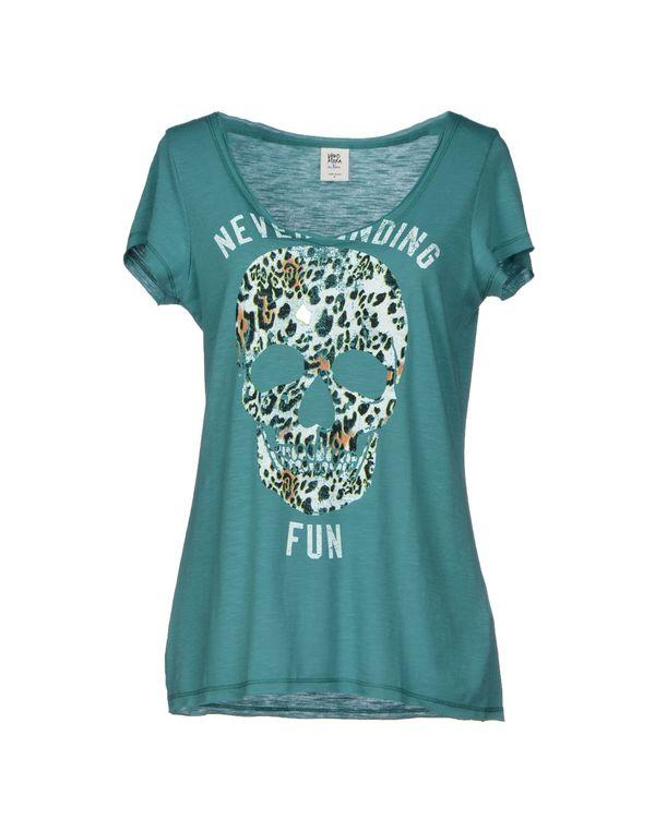 绿色 VERO MODA T-shirt