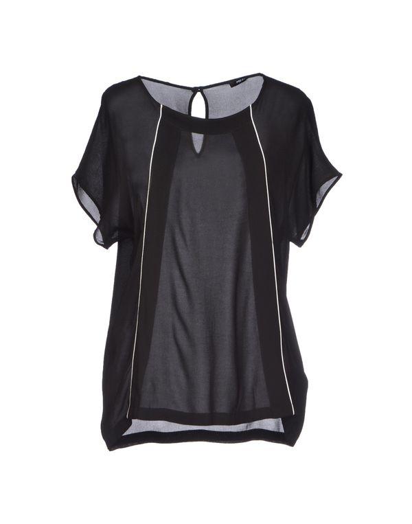 黑色 PENNYBLACK 女士衬衫