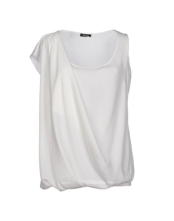 白色 HANITA 上衣