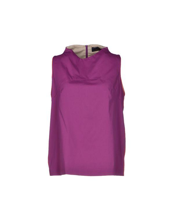 紫色 PIAZZA SEMPIONE 上衣