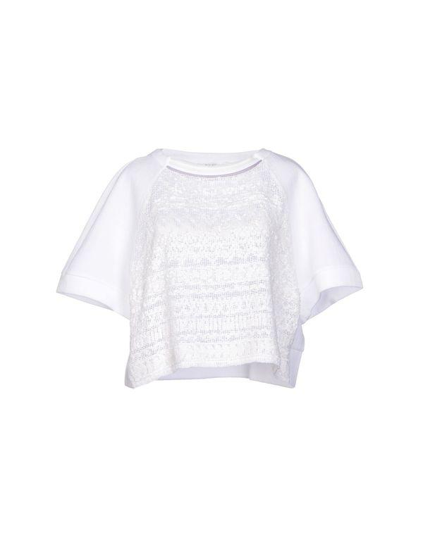 白色 AVIÙ 运动服