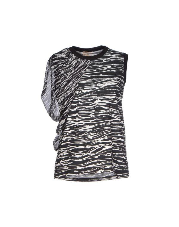 黑色 GIAMBATTISTA VALLI T-shirt