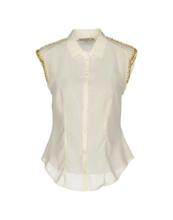 白色 PATRIZIA PEPE Shirt