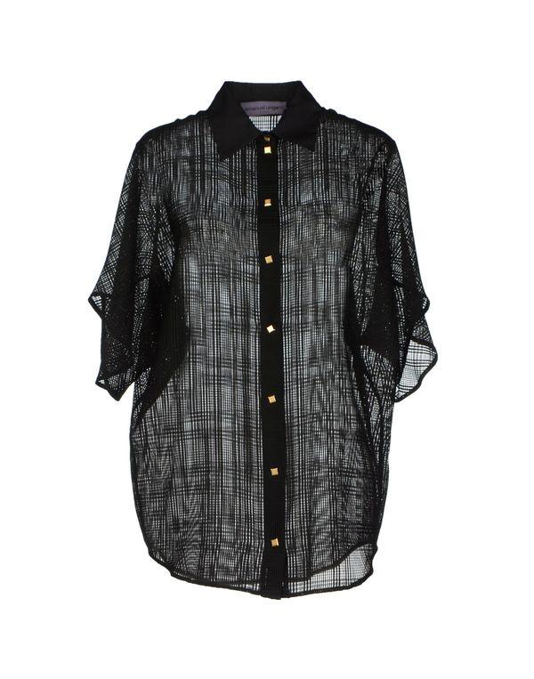黑色 EMANUEL UNGARO Shirt