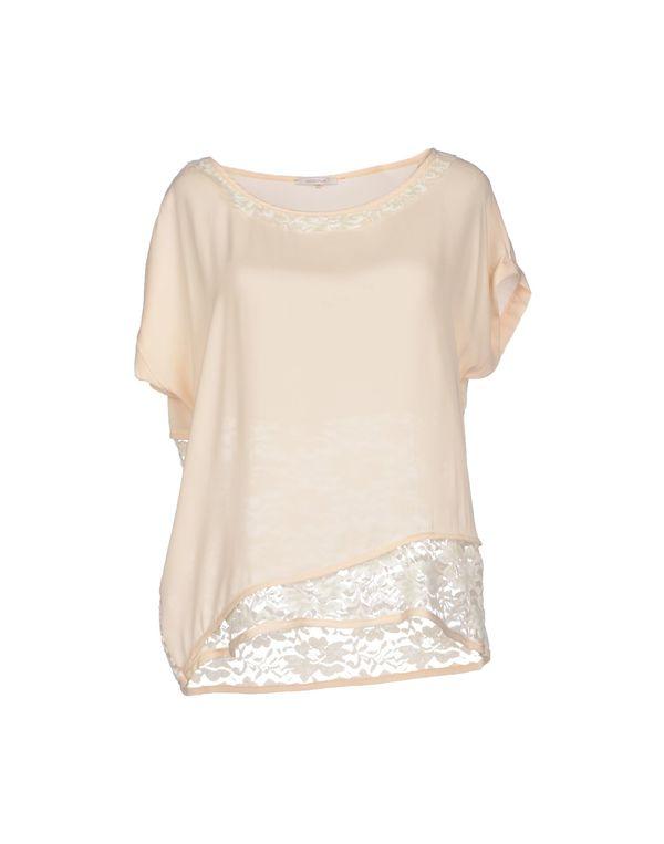 沙色 NOSHUA 女士衬衫