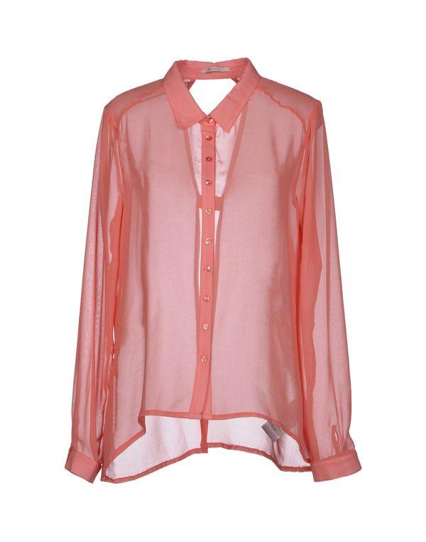 鲑鱼粉 NOSHUA Shirt