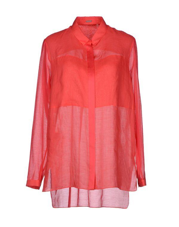 珊瑚红 ELIE TAHARI Shirt