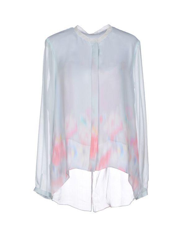 天蓝 ELIE TAHARI Shirt