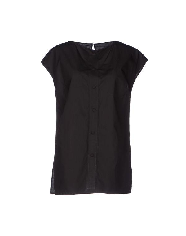 黑色 MAISON MARTIN MARGIELA 1 女士衬衫