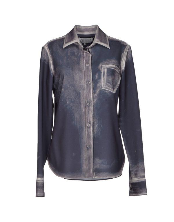 铅灰色 MAISON MARTIN MARGIELA 1 Shirt