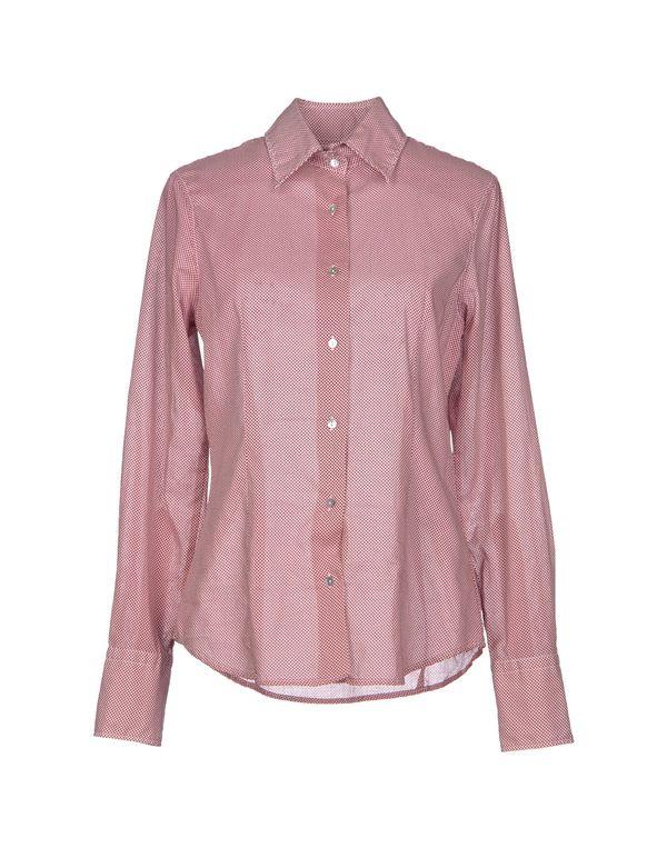 波尔多红 BRIAN DALES Shirt
