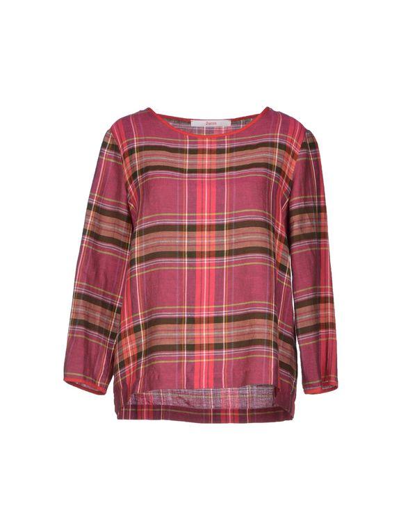 石榴红 JUCCA 女士衬衫