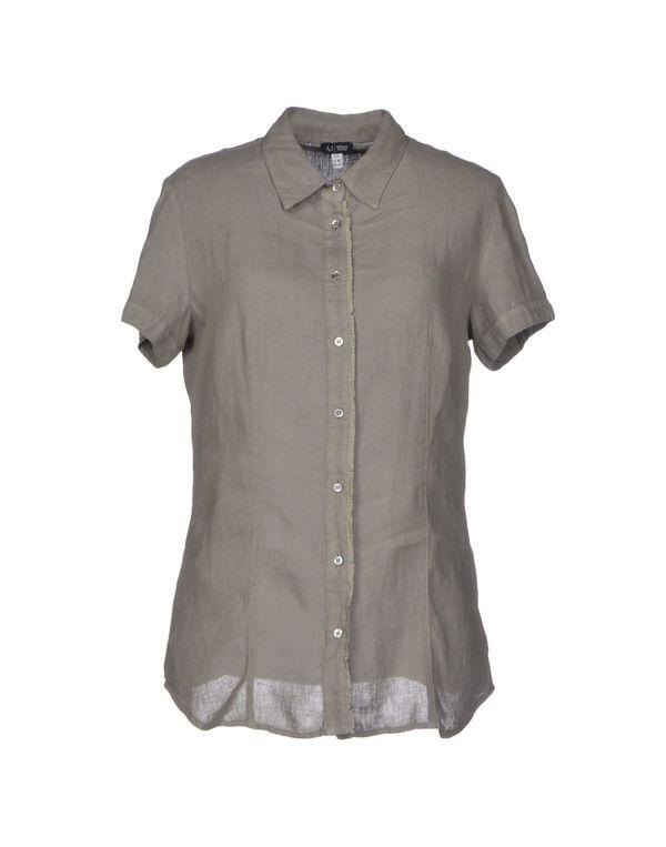 灰色 ARMANI JEANS Shirt