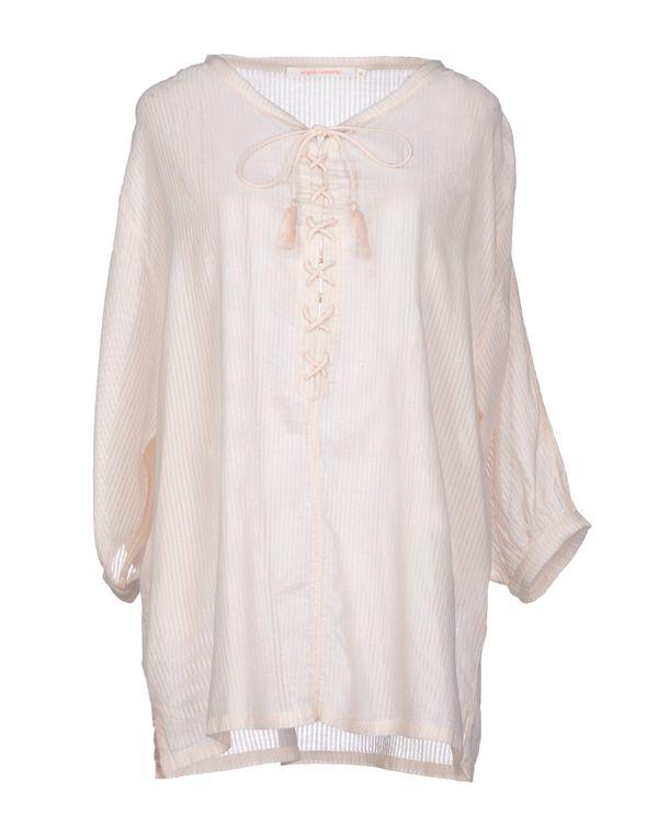浅粉色 VIRGINIE CASTAWAY 女士衬衫