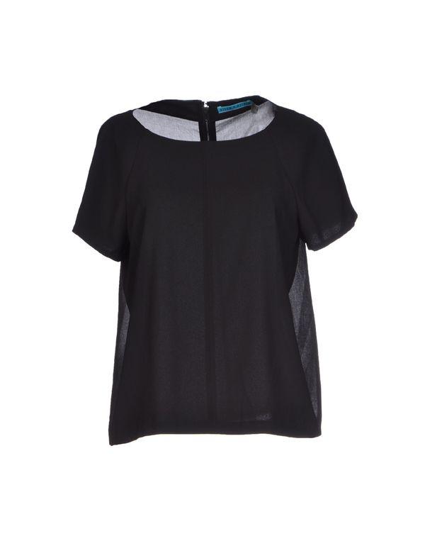 黑色 ALICE+OLIVIA 女士衬衫