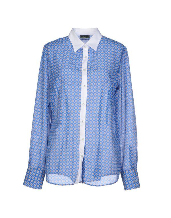 中蓝 FRED PERRY Shirt