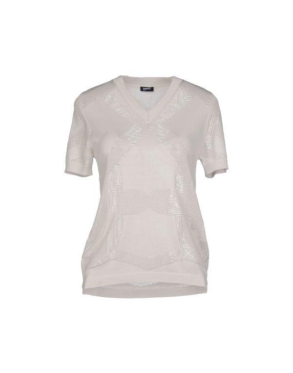 淡灰色 JIL SANDER NAVY 套衫