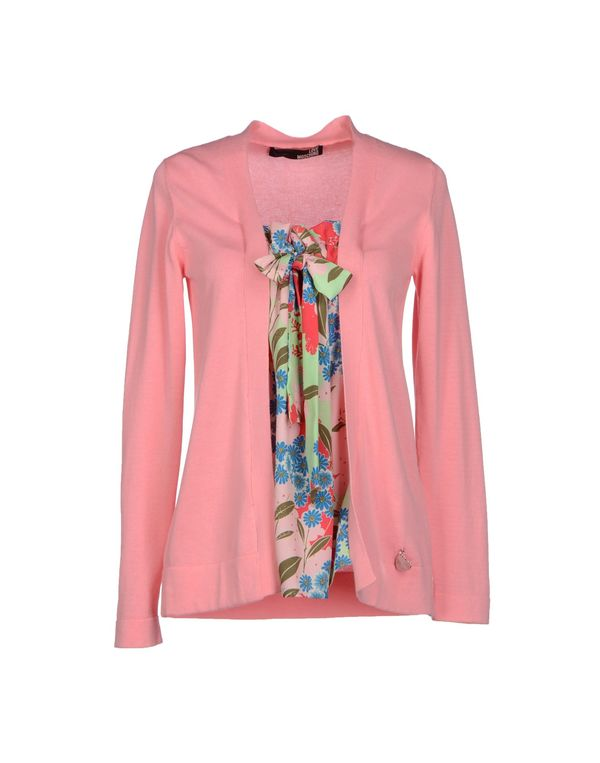 粉红色 LOVE MOSCHINO 套衫