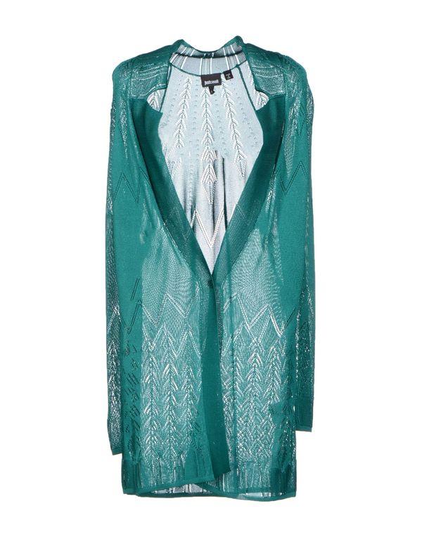 祖母绿 JUST CAVALLI 针织开衫