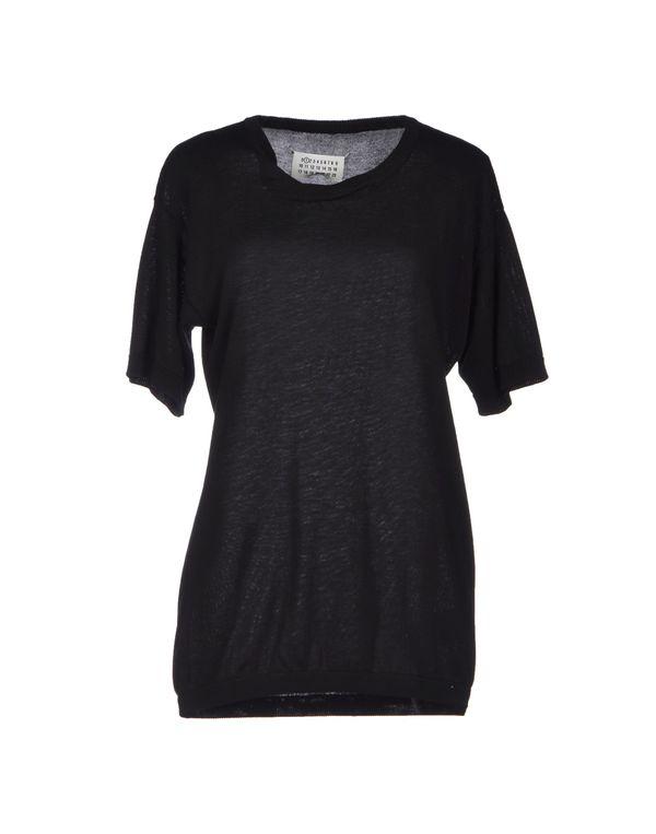 黑色 MAISON MARTIN MARGIELA 1 套衫