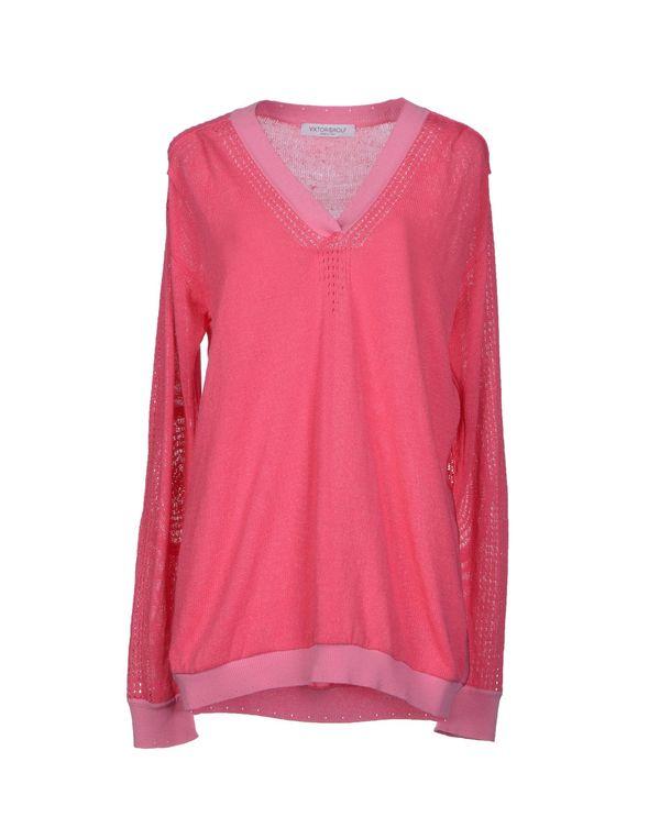 粉红色 VIKTOR & ROLF 套衫