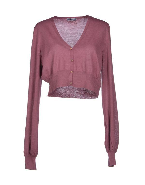 水粉红 AJAY 针织开衫