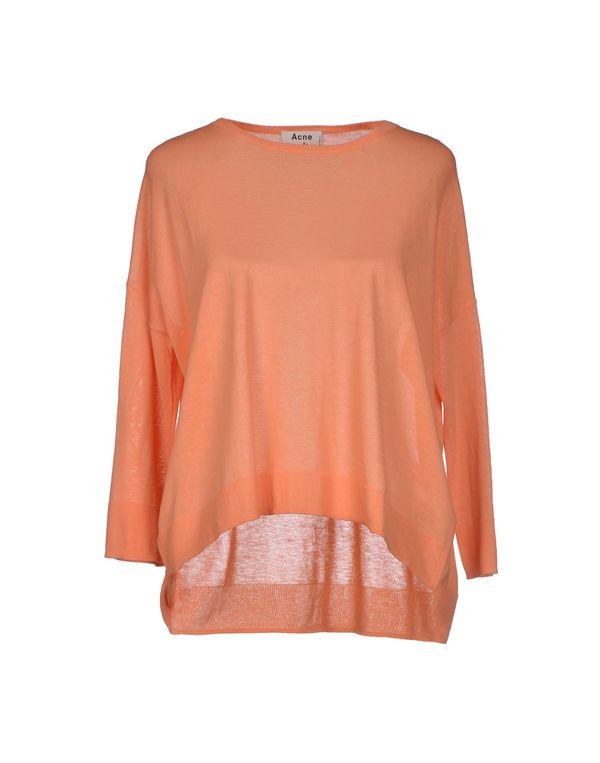 杏色 ACNE STUDIOS 套衫