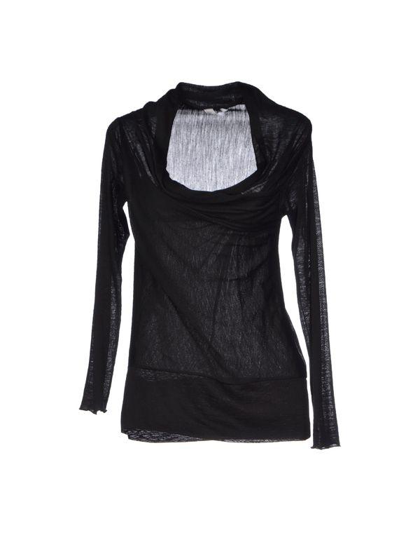 黑色 LALTRAMODA 套衫