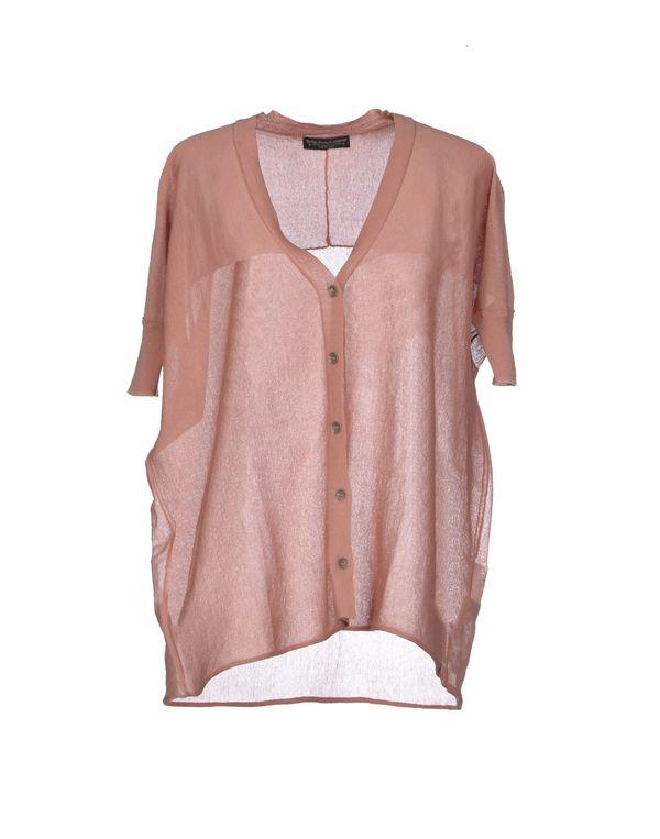 水粉红 REPLAY 针织开衫