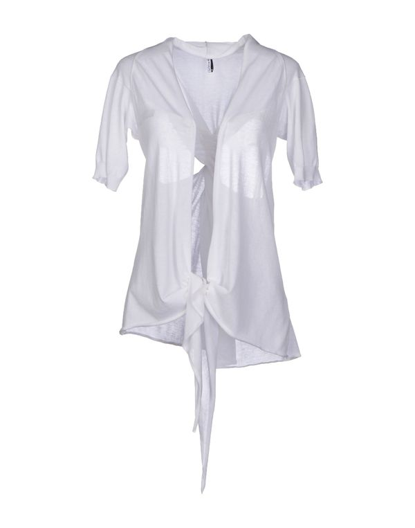 白色 LIVIANA CONTI 针织开衫