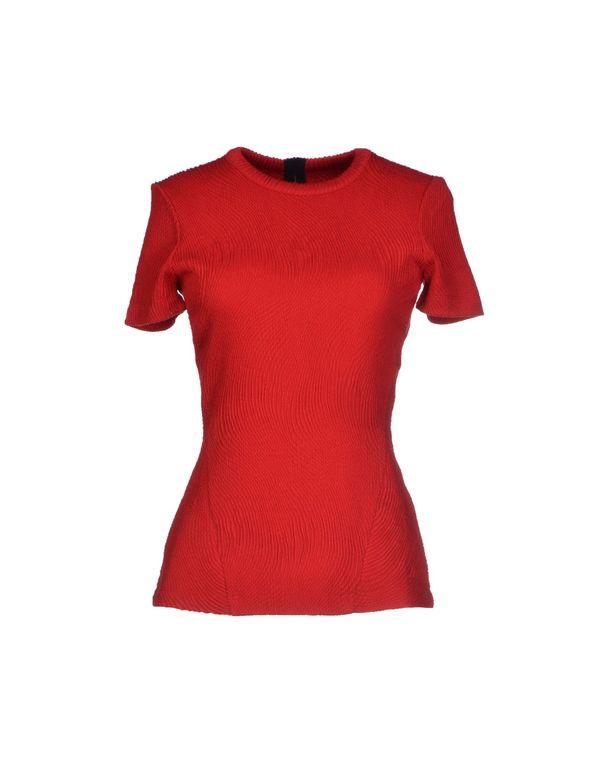 红色 RAG & BONE 套衫