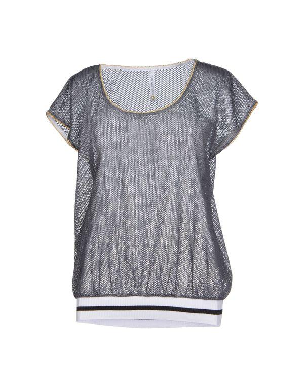 铅灰色 PIANURASTUDIO 套衫