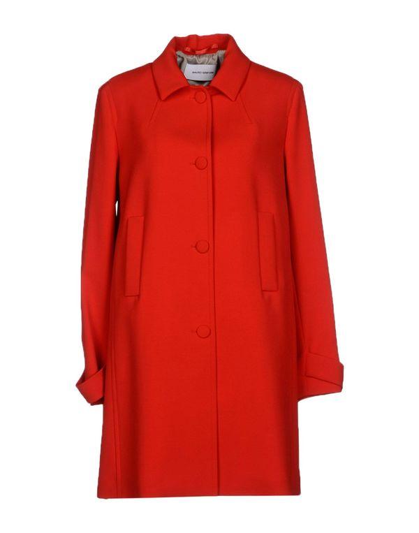红色 MAURO GRIFONI 外套