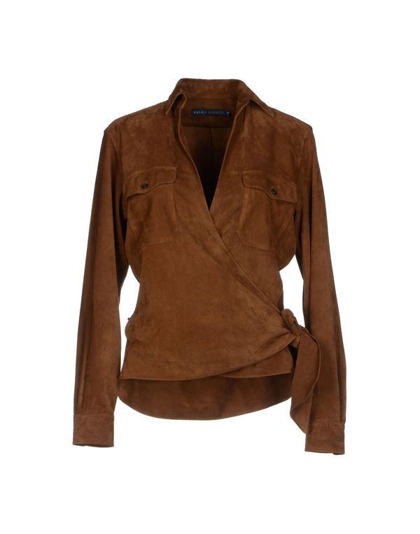棕色 RALPH LAUREN Shirt