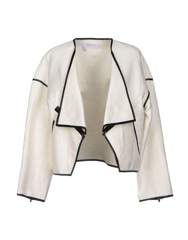 白色 10 CROSBY DEREK LAM 西装上衣