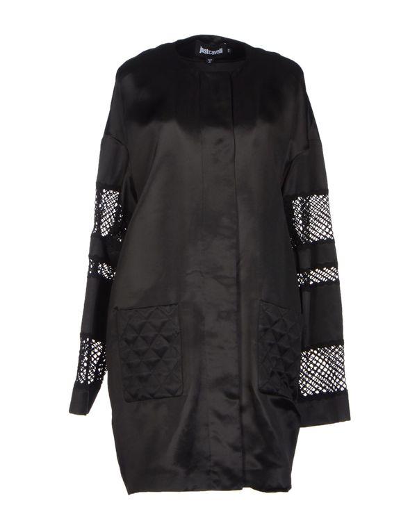 黑色 JUST CAVALLI 外套