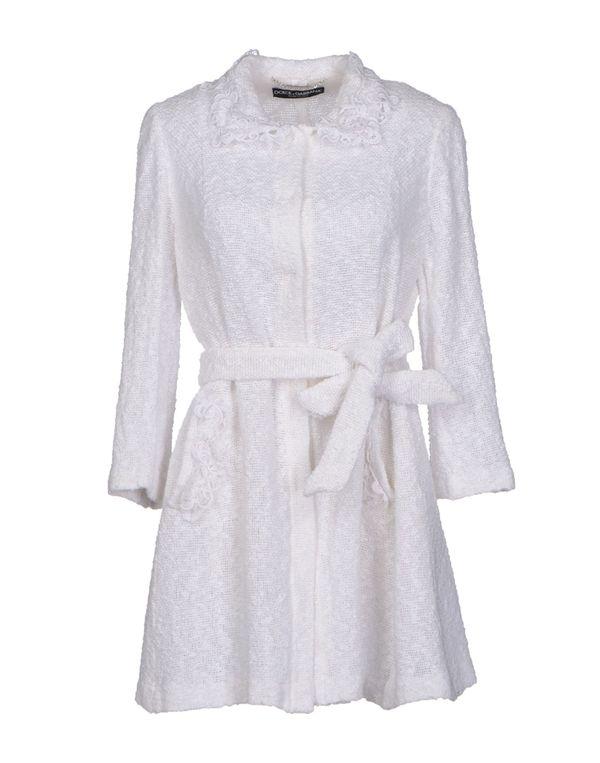 白色 DOLCE & GABBANA 外套