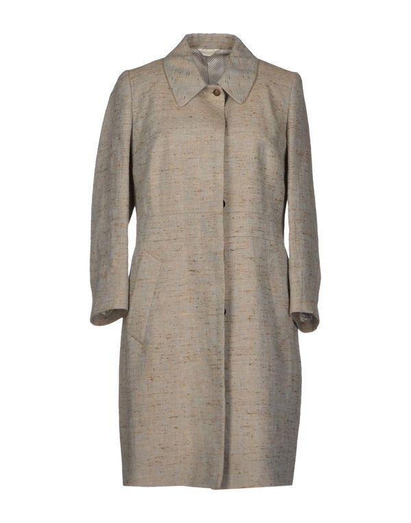 淡灰色 TONELLO 大衣