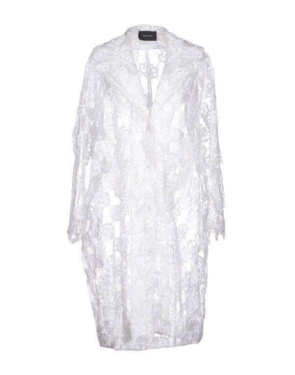 白色 SIMONE ROCHA 外套