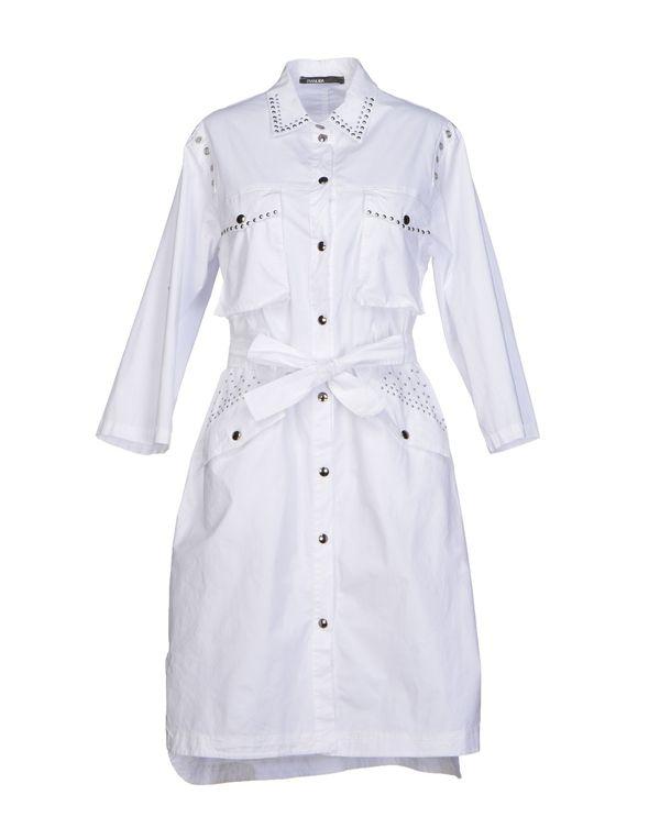 白色 PIANURASTUDIO 外套