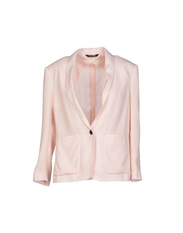 粉红色 RAG & BONE 西装上衣