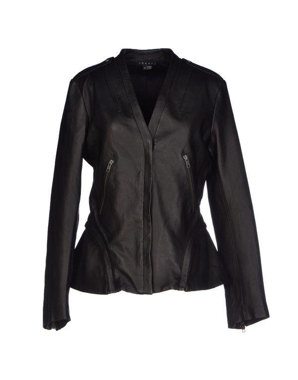 黑色 THEORY 夹克