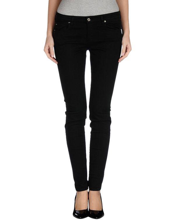黑色 M.GRIFONI DENIM 牛仔裤