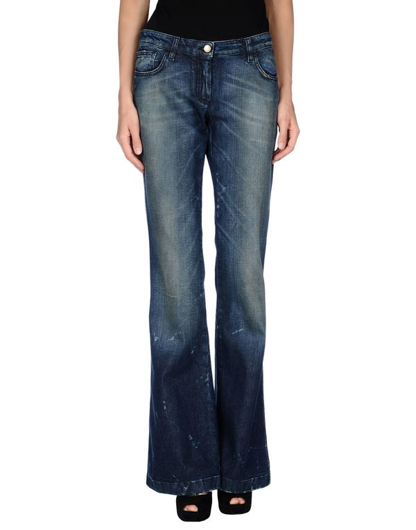 蓝色 DOLCE & GABBANA 牛仔裤
