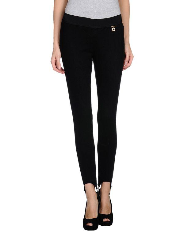 黑色 ATOS LOMBARDINI 牛仔裤