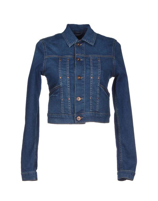 蓝色 TWENTY8TWELVE 牛仔外套