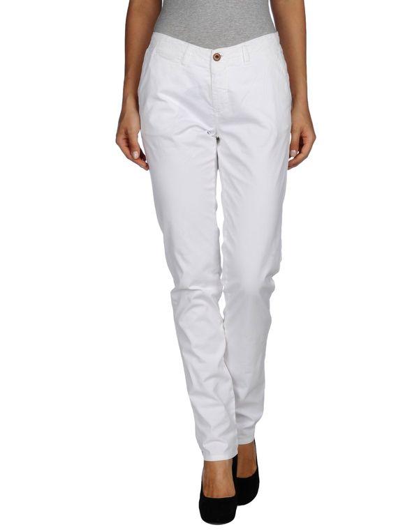 白色 WOOLRICH 裤装