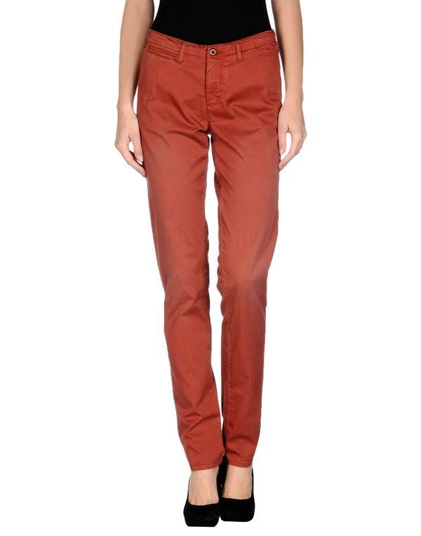 铁锈红 WOOLRICH 裤装