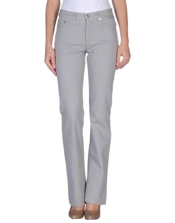 灰色 HELMUT LANG 牛仔裤