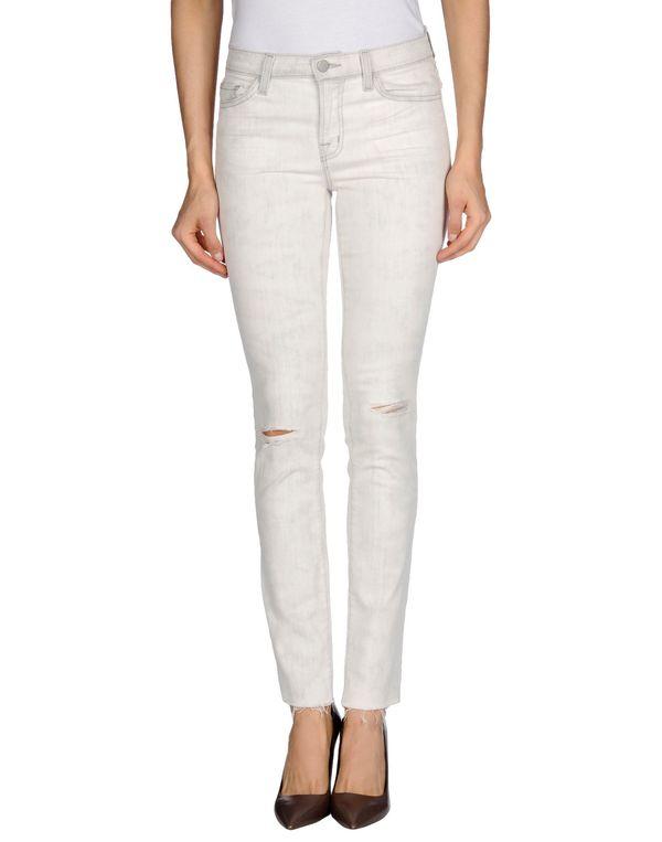 淡灰色 J BRAND 牛仔裤
